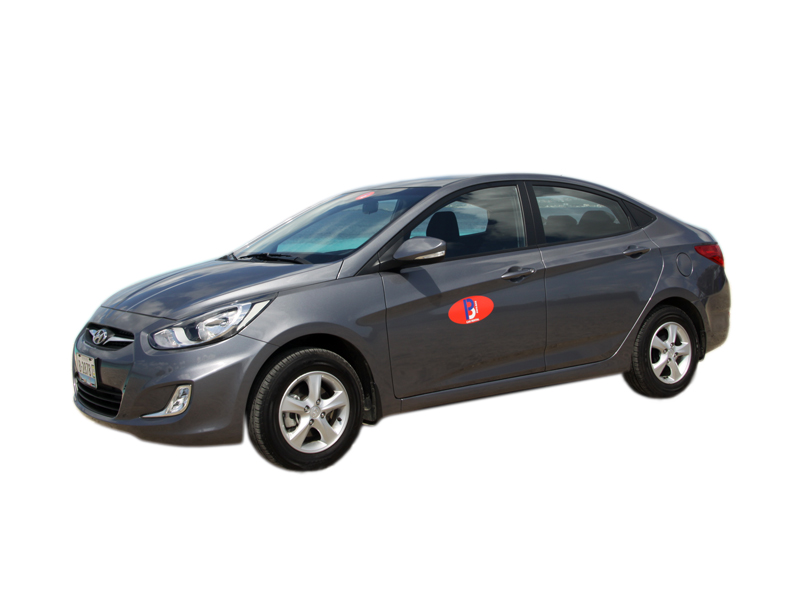 hyundai accent pb car rental