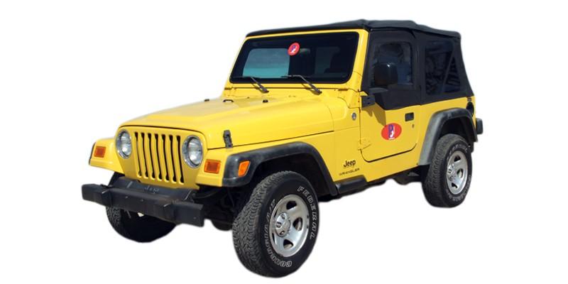 jeep wrangler cabrio pb car rental bonaire