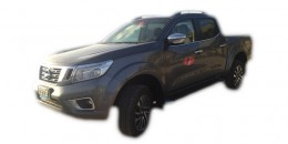 car rental bonaire nissan 4x4