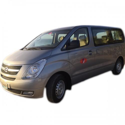 car rental bonaire hyundai bus