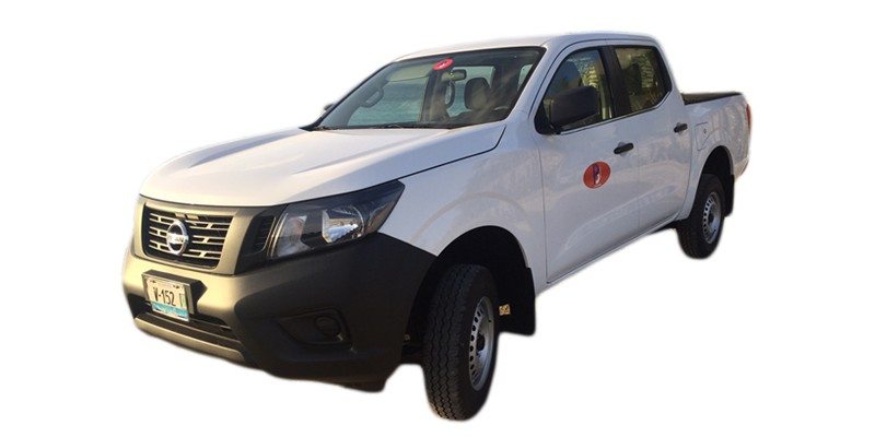 bonaire car rental nissan new frontier
