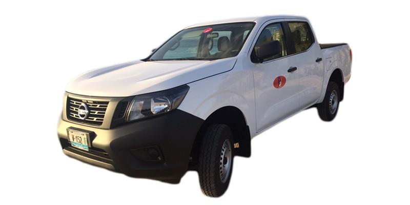 bonaire car rental nissan new frontier